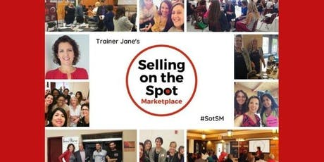 Selling on the Spot Marketplace - North Toronto - LAUNCH tickets