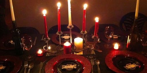 "Vampire Ball Presents: ""Convivium"" a Vampire Dinner on Vampire Ball Eve"