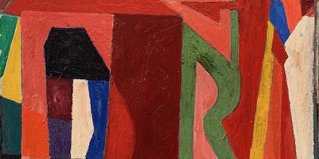 The Mayor's Gallery presents  New Deal artist James Daugherty: Abstract Art  The interaction of CThe Mayor's Gallery presents  New Deal artist James Daugherty: Abstract Art  The interaction of Color: Work from the 1950 andolor: Work from the 1950 and 60's tickets