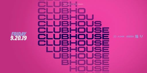 ClubHouse w/ Junction's DJ Aesthetics, DJ Shoe & RB
