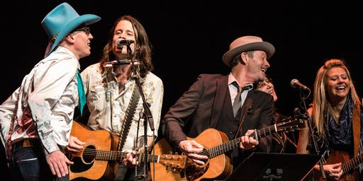 Barney Bentall & the Cariboo Express