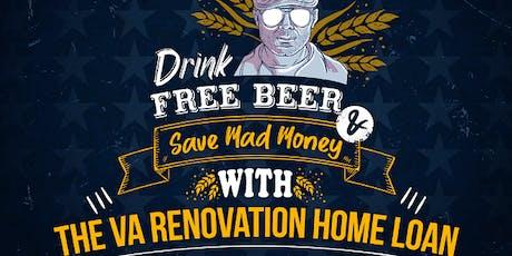 VA Renovation Home Loan Workshop tickets