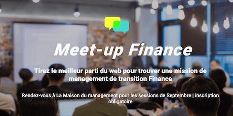 Meet-up Adequancy pour les managers indépendants Finance - 24/09 billets