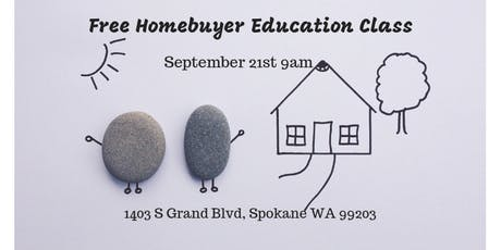 Free Homebuying class tickets