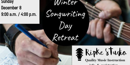 Winter Songwriting Day Retreat