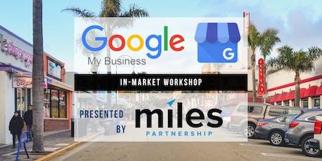 Google My Business Workshop - Pismo Beach tickets