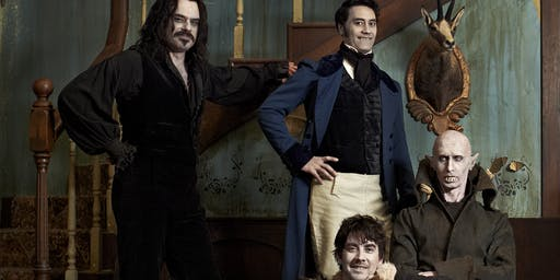 Screening of Jemaine Clement's & Taika Waititi's WHAT WE DO IN THE SHADOWS