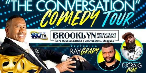 Michael Baisden Presents: The Conversation Comedy Tour