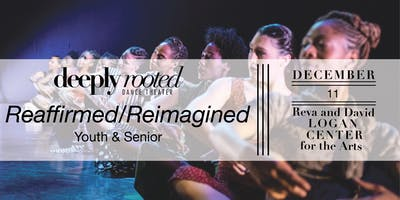 Deeply Rooted Dance Theater Reaffirmed/Reimagined - Youth & Senior