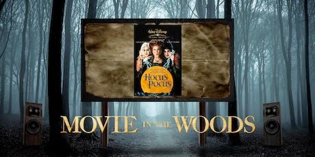 Movie in the Woods, Hocus Pocus, Houston  10-19-2019 tickets