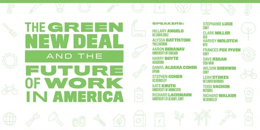 The Green New Deal and the Future of Work in America