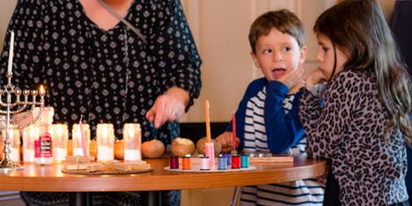 Family Hanukkah: Shadow Puppets with Daniel Barash tickets