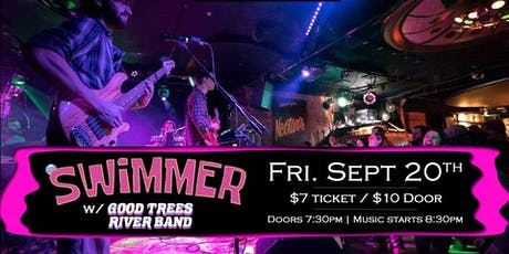 Swimmer w/Good Trees River Band at Soundcheck Studios tickets