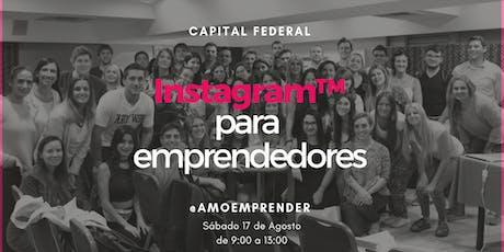 Instagram para Emprendedores en Capital Federal - Buenos Aires entradas