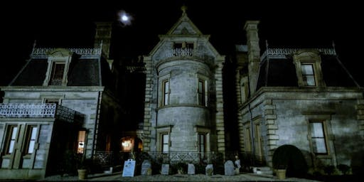 Halloween Tour - Haunted: Victorian Ghost Stories at the Mansion