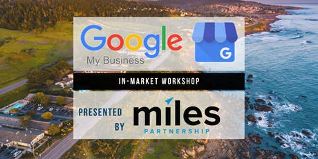 Google My Business Workshop - Cambria tickets