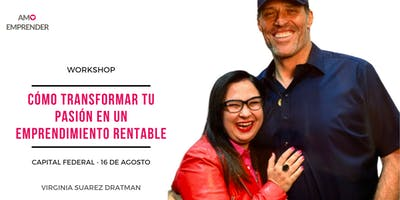 Cómo transformar tu pasión en un emprendimiento rentable - Buenos Aires