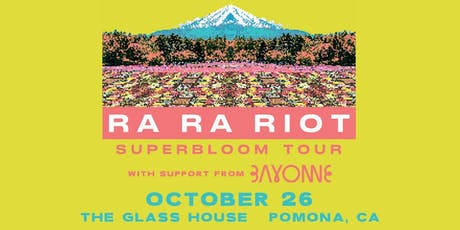 Ra Ra Riot tickets
