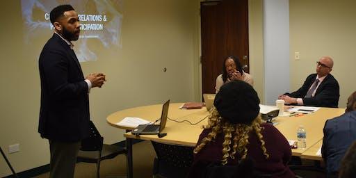 Community Relations/Public Participation, Part 2