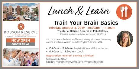 Train Your Brain Basics tickets