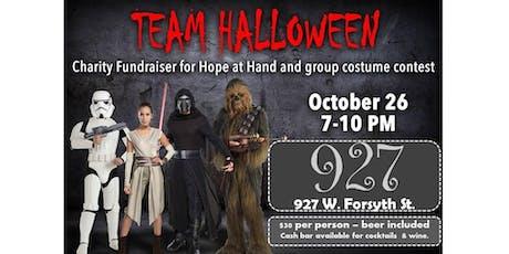 TEAM Halloween tickets