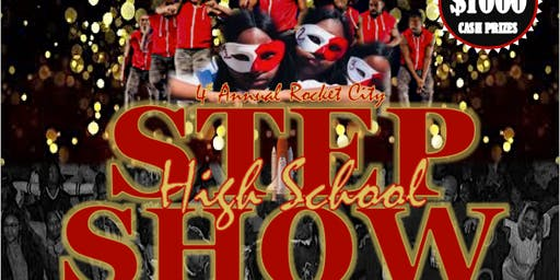 4th Annual Rocket City High School Step Show