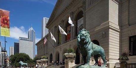 SOCA Art Institute of Chicago Sept 25, 2019 Bus Trip tickets