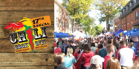 2019 West Chester Chili Cook-Off tickets