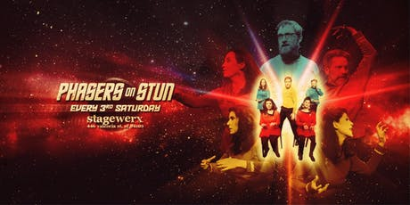 Phasers on Stun: The City at the Edge of December tickets