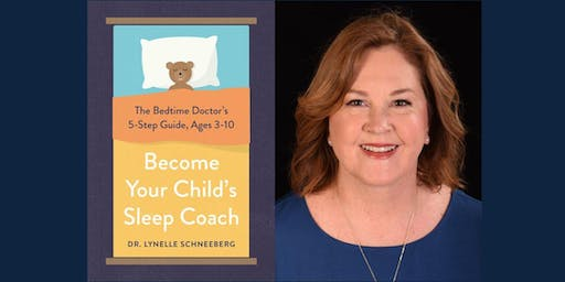 Become Your Child's Sleep Coach - with Dr Lynelle Schneeberg