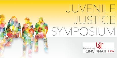 Juvenile Justice Symposium tickets