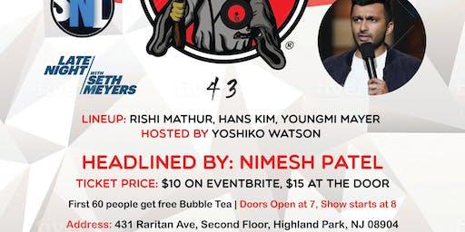 Highland Park Comedy Show with Bubble Tea!