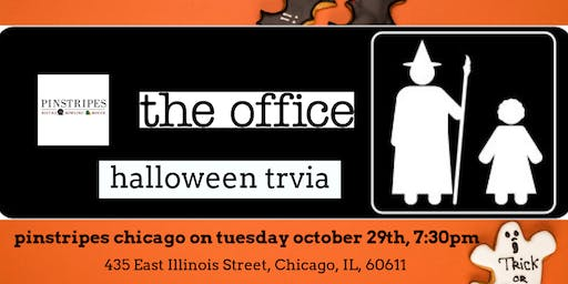 The Office Halloween Episodes Trivia at Pinstripes Chicago