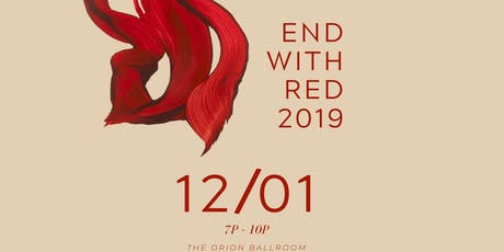 End With Red 2019 tickets