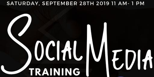Social Media Training with MVC: Let's Connect, Collab and Create!