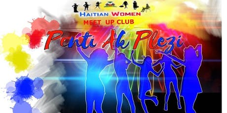 Haitian Ladies meet up Club tickets