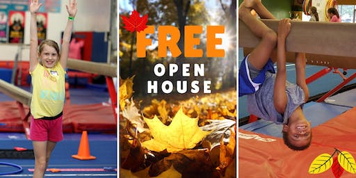 Free Open House- September