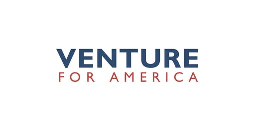Lunch with Venture for America
