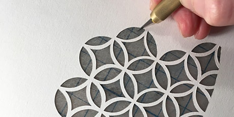 Creative Paper Cutting Techniques Workshop - January 18, 2020 tickets
