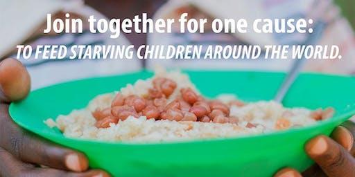Lovethe614 - Packing 500,000 meals for starving children.