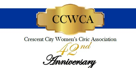 CCWCA 42nd Anniversary tickets
