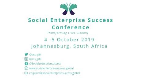 Social Enterprise Success Conference