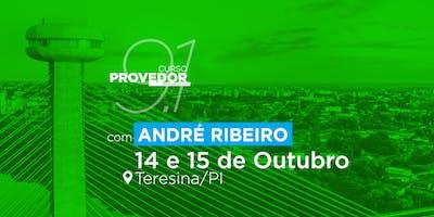 Curso Provedor 9.1 com André Ribeiro em Teresina /PI