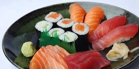 Sushi Sunday tickets