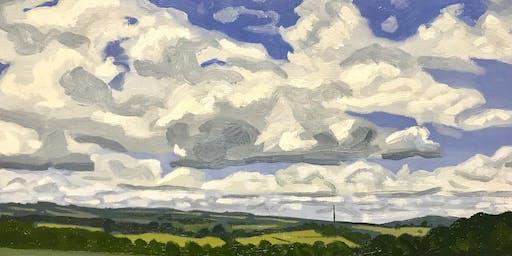 Painting Skies in Oils