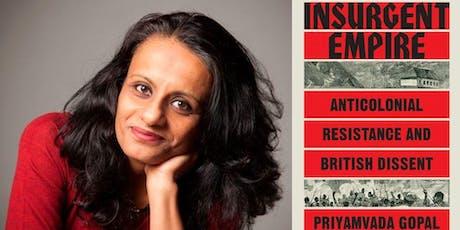 Priyamvada Gopal Book Talk tickets