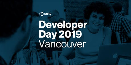 Unity Developer Day 2019: Vancouver tickets