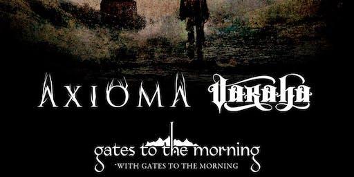 VARAHA,  Axioma and Gates to the Morning at Bk Bazaar