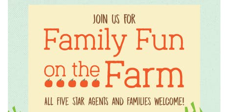 Five Star Family Fun on the Farm tickets
