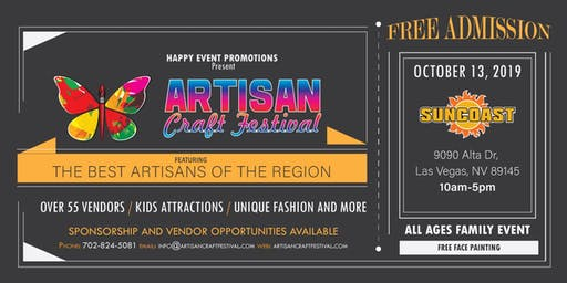 Artisan Craft Festival Holiday and Halloween Fest